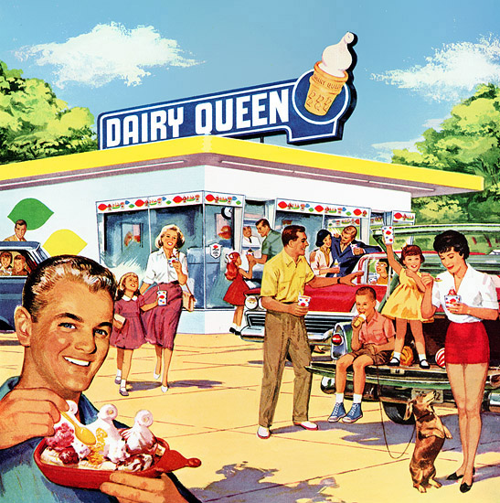 Using Social Networking in Your Business. Case Study: Dairy Queen