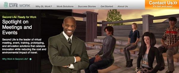If Enterprise 2.0 is a Crock, Second Life Enterprise if the Stuff That Fills the Crock