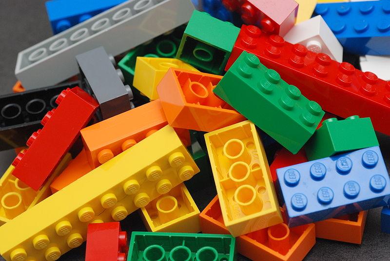 The Lego Internet