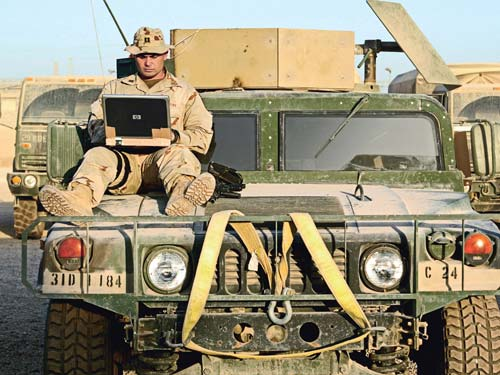 Fear and Censorship Drives Military Bloggers Underground