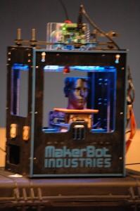 The Robot that Sharing Built: Gnomedex 09 Speaker 4