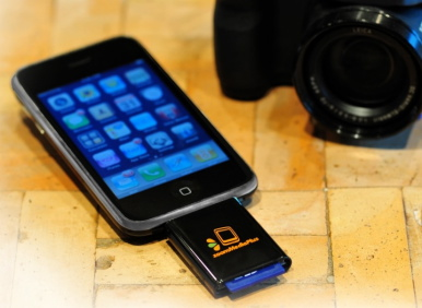 Zoom Media Plus memory card for you Apple Iphone or IPod
