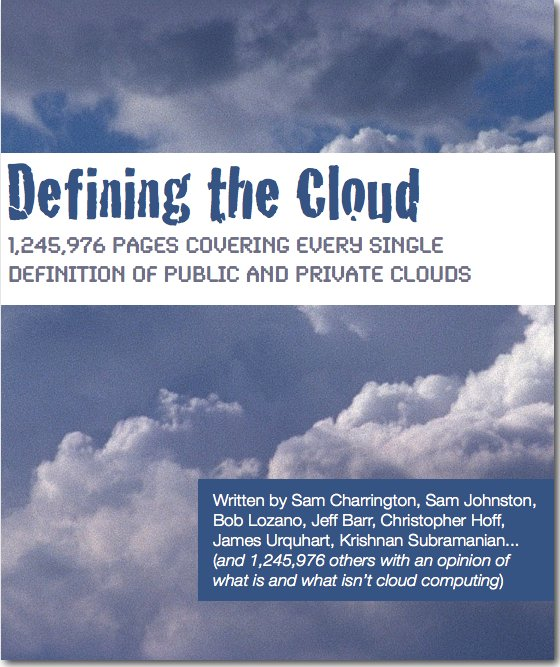 Friday Fun: The Public-Private Cloud Debate Continues