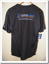 T-Shirt Friday #24 – CentralDesktop