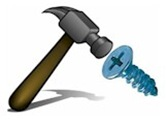 hammer-and-screw