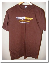 T-Shirt Friday #26 – ThoughtFarmer