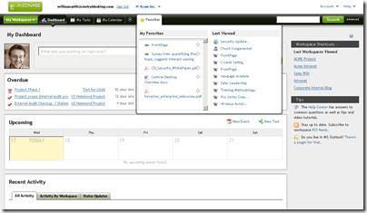 central-desktop-page-favorites