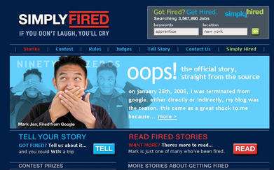 Fired for Blogging? You Are Not Alone.