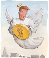 While Entrepreneurs Scale On The Cloud The Angels Get Supersized