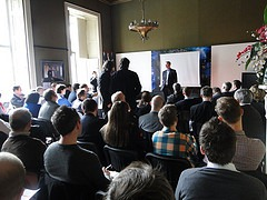 SOMESSO/Headshift Social Business Summit - a meeting of minds