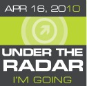 Under the Radar: Commercializing the Cloud – Apply to Present / Discount Tix Here