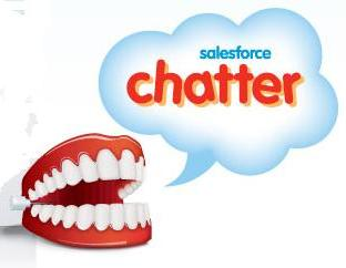 Salesforce shows the future of enterprise collaboration - but have they got the branding right?