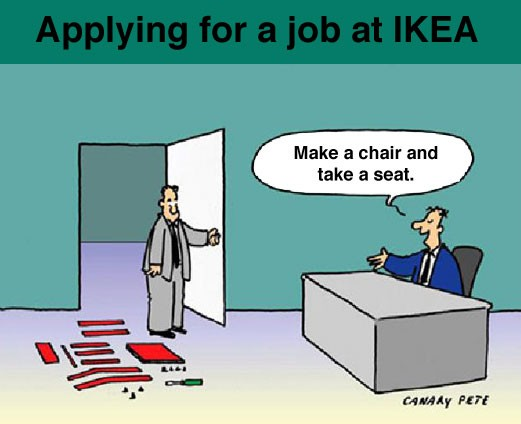 How far would you go to get a job in todays market redux