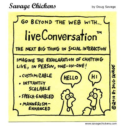 Beyond the Web