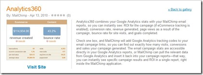 On Google's Analytics Gallery, Terms and Conditions, Software Ownership and Responsiveness