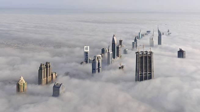 The Real Cloud Avenue