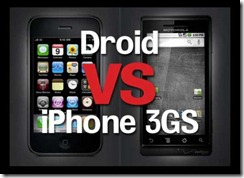 iPhone vs. Droid