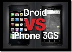 iPhone vs. Droid