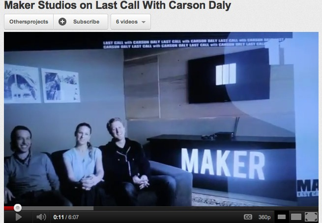 Getting to Know Maker Studios