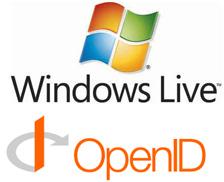 Microsoft calls OpenID a De Facto Login Standard