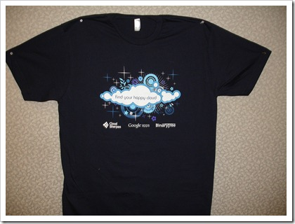 T Shirt Friday #39 – CloudSherpas