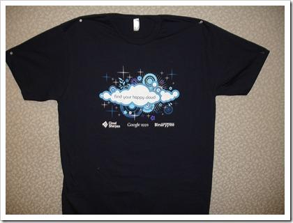 T Shirt Friday #39 – CloudSherpas