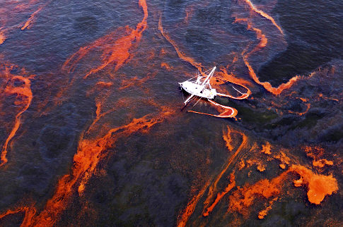 Tapping The Cloud To Tackle Oil Spill