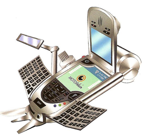Announcing the Space Age Swiss Army iPhone Killer