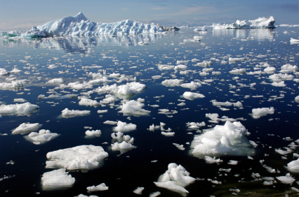 Greenland Disko Bay