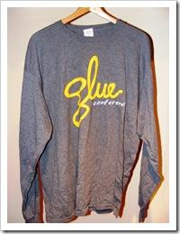 T-Shirt Friday #16 - Glue