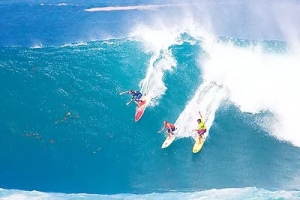 Sorry Guys – It's the Size of the Wave, Not the Motion of the Ocean