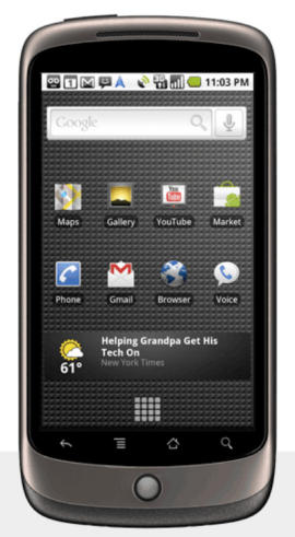 Dissecting Google's Nexus One Strategy