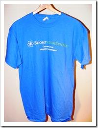 T-Shirt Friday #13 - Boomi