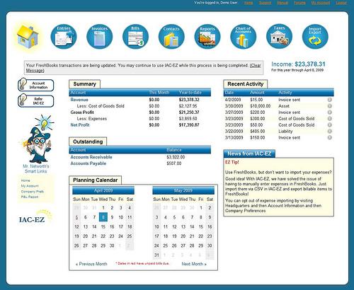 IAC-EZ Version 1.4 – All About You