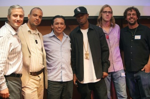 Mark Suster, QD3, Brian Solis, Chamillionaire, Ian Rogers, Bryan Zisk