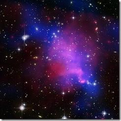 U, V, W and Informational Dark Matter