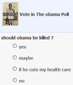 Facebook Polls - The Ugly Side of Public Polls