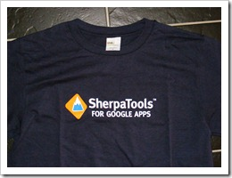T Shirt Friday #47 - CloudSherpas