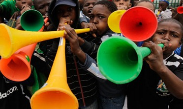 How to Enjoy the World Cup Without Vuvuzela